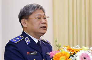 Tư lệnh Cảnh sát biển bị cách chức tất cả chức vụ trong Đảng