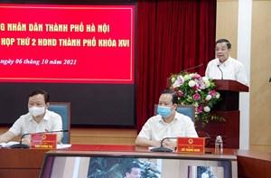 Chủ tịch Hà Nội: Mở ngay 385 chuyến bay là thách thức với năng lực của Thủ đô