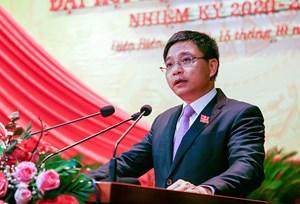 Ông Nguyễn Văn Thắng trúng cử Bí thư Tỉnh ủy Điện Biên