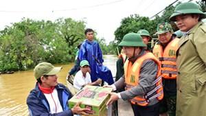 Những lời dặn của Chủ tịch huyện Phong Điền trước khi hy sinh