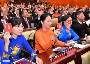 Danh sách Ban Chấp hành Đảng bộ TP HCM khóa mới