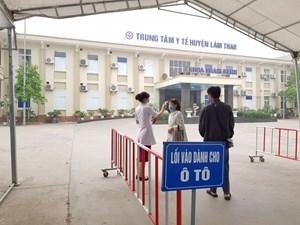 Phú Thọ: Việt Trì và Lâm Thao lập chốt kiểm soát nhiều địa điểm