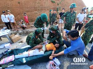 Thủ tướng: Bằng mọi cách đưa lực lượng, phương tiện đến hiện trường sạt lở ở Quảng Nam