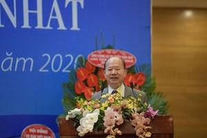 Ông Nguyễn Xuân Thắng tái đắc cử Chủ tịch Liên hiệp các Hội UNESCO Việt Nam