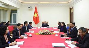 Chính sách tiền tệ của Việt Nam không nhằm tạo lợi thế cạnh tranh thương mại quốc tế