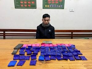 Bắt vụ vận chuyển ma túy khủng giữa đêm lạnh