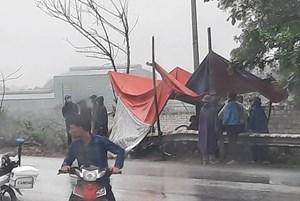 Nghệ An: Gây tai nạn khiến một người chết, tài xế lái xe bỏ trốn
