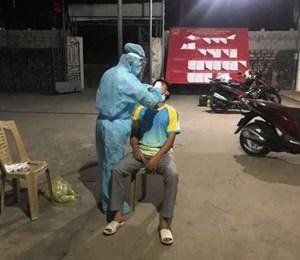 Nghệ An: Huyện Diễn Châu giãn cách xã hội gần 10 ngàn dân từ ngày 25/5