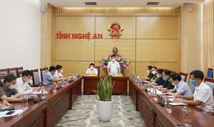 5 địa phương tại Nghệ An tạm dừng hoạt động một số dịch vụ