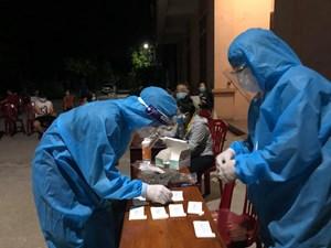 3 bác sĩ dương tính với SARS-CoV-2