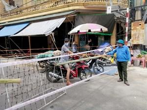 Một lái xe đường dài nghi nhiễm Covid-19 khi xét nghiệm tại Nghệ An