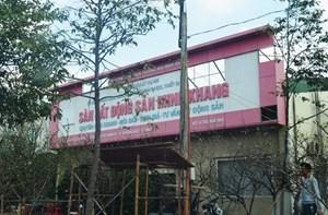 Khởi tố, bắt tạm giam Giám đốc và Trưởng BQL dự án Minh Khang