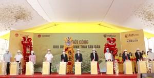 T&T Group khởi công xây dựng khu du lịch sinh thái biển Nghi Sơn - Thanh Hoá