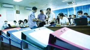 Ban Quản lý dự án đầu tư xây dựng huyện Yên Mô:  Công tác lựa chọn nhà thầu còn nhiều kẽ hở?