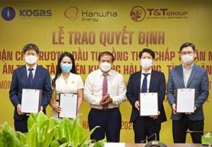Quảng Trị trao quyết định chủ trương đầu tư Trung tâm điện khí LNG Hải Lăng trị giá 2,3 tỷ USD