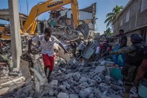Haiti công bố quốc tang tưởng niệm nạn nhân vụ động đất
