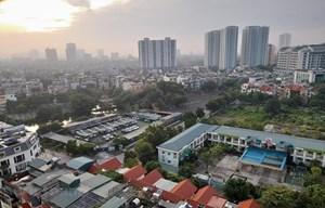 Doanh nghiệp bất động sản gặp khó: Cần 'ôxy tín dụng' để phục hồi