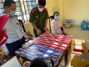 Hà Nội: Liên tục bắt giữ thuốc điều trị Covid-19 không rõ nguồn gốc