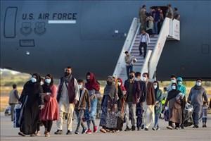 Mỹ đưa 20.000 người Afghanistan sơ tán tới các căn cứ quân sự ở 5 tiểu bang