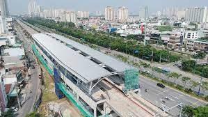 Tuyến metro số 1 Bến Thành-Suối Tiên chậm tiến độ thêm 4 năm