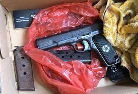 Thái Nguyên: Khởi tố 7 đối tượng đánh bạc, thu 2 khẩu súng