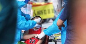 Trẻ em dưới 12 tuổi bị không bắt buộc xét nghiệm Covid-19