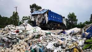 Khởi tố hai lãnh đạo công ty về hành vi đổ 257 tấn chất thải trái phép