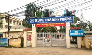 Phú Thọ tạm dừng một trường cấp 2 liên quan ca nhiễm từ Hà Nội