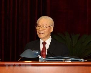 Toàn văn phát biểu của Tổng Bí thư Nguyễn Phú Trọng bế mạc Hội nghị Trung ương 4