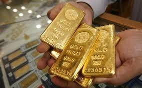 Già vàng ngày 19/10: Giá vàng thế giới tiếp tục giảm trong khi đồng USD đang phục hồi