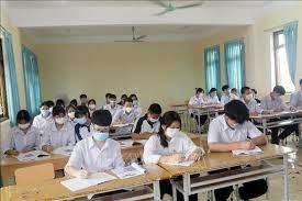 Học sinh huyện Cần Giờ trở lại trường học