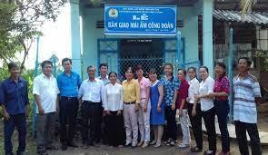 Kiên Giang: Trao 'Mái ấm Công đoàn' cho đoàn viên khó khăn về nhà ở