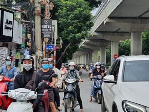 Bộ GTVT: Chuẩn bị xe khách đưa người dân rời TP HCM về quê