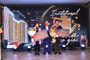 Giải golf The Sang Invitational 2021 hỗ trợ 800 triệu đồng cho người nghèo đón Tết