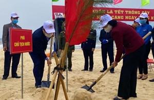 Phát động 'Tết trồng cây đời đời nhớ ơn Bác Hồ' xuân Tân Sửu