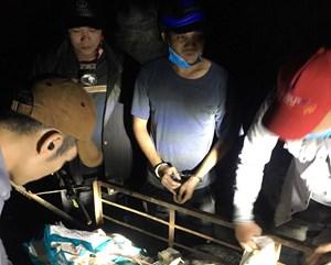 Nửa đêm, 2 thanh niên rủ nhau đi trộm 1 tấn linh kiện tuabin điện gió