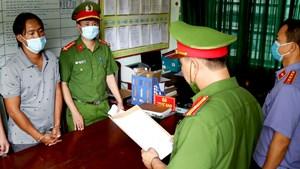 Huy động hơn 100 cán bộ, chiến sĩ bắt giữ nhóm đối tượng nghi bảo kê tại cảng Hòn La
