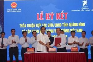 Từng bước phát triển viễn thông và công nghệ thông tin ở Quảng Bình