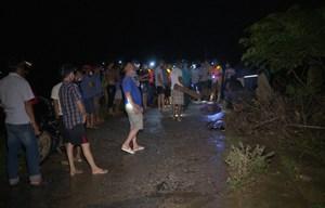 Quảng Bình: Qua ngầm tràn, một phụ nữ mang thai bị nước lũ cuốn trôi