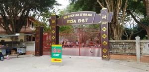 Thanh Hoá: Du khách viếng thăm các di tích tâm linh thấp kỷ lục