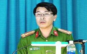 Vướng nhiều sai phạm, nguyên Trưởng Công an huyện bị cách hết chức vụ trong Đảng