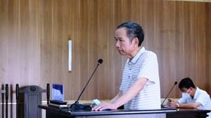 Xử nguyên Phó Chủ tịch thường trực HĐND thị xã Nghi Sơn