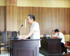 Bôi nhọ, xúc phạm danh dự Chủ tịch, nguyên Phó Chủ tịch thị xã Nghi Sơn lĩnh án 30 tháng tù giam