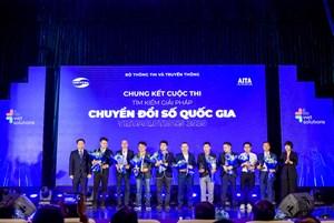 Tìm kiếm giải pháp chuyển đổi số quốc gia, Viet Solutions vinh danh 3 sản phẩm công nghệ