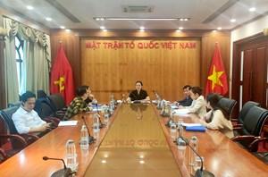 Thường trực Chính phủ họp trực tuyến về phòng, chống dịch Covid-19