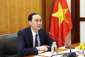 Hội nghị Chủ tịch Mặt trận 3 nước Đông Dương tổ chức vào năm 2023 tại Lào