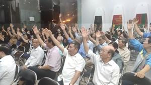 Cử tri tin tưởng những người được giới thiệu ứng cử ĐBQH, đại biểu HĐND