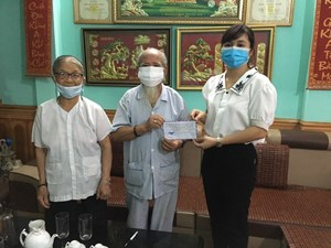 Tuyên Quang: Những tấm lòng vàng ủng hộ phòng, chống Covid-19