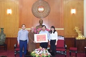 Lan tỏa những giá trị đạo đức tốt đẹp của Phật giáo đến cộng đồng
