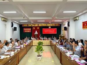 An Giang: Sẽ có 63 người ứng cử đại biểu Hội đồng nhân dân tỉnh khóa mới